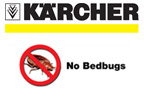 KARCHER DE 4002 COMMERCIAL STEAM CLEANER