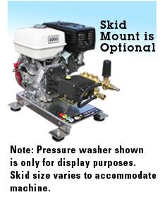 Eagle E3027HA Pressure Washer By Pressure Pro