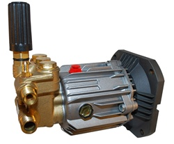 Pressure Washer Pump Ar Electric Motor Nema Flange