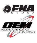 FNA Vertical Shaft Pump 8.6CAV11 (90025)