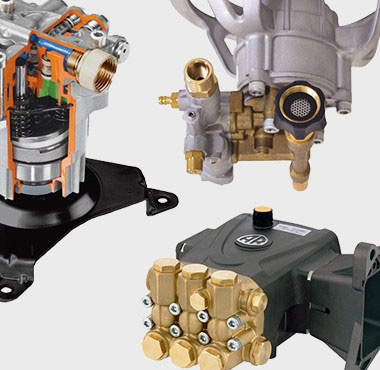 Pressure Washers Pumps Accessories Replacement Parts